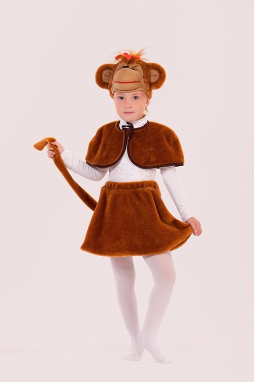 Костюмы обезьянки для девочки